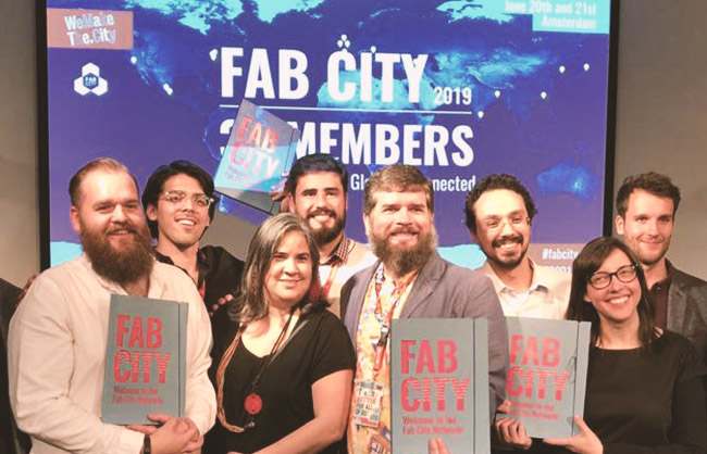 Recife integra a rede Global Fab City